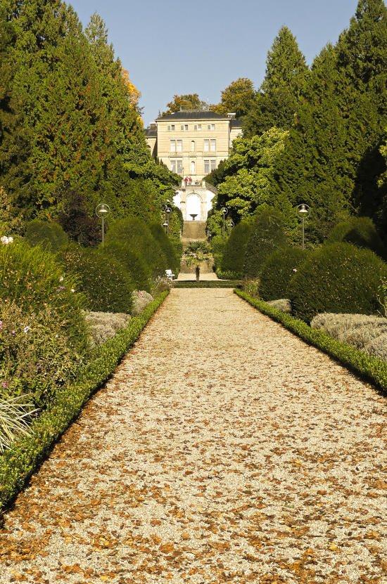 Wanderung von Nonnenhorn bis Linda - die Villa Alwind in Bad Schachen