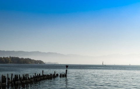 Wanderweg von Nonnenhorn bis Lindau – Impressionen entlang am Bodensee
