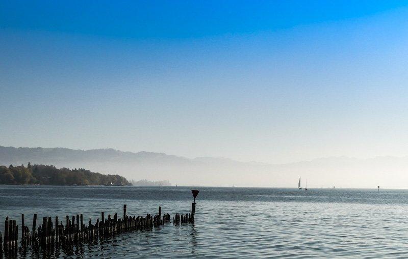 Wanderweg von Nonnenhorst bis Lindau - Impressionen entlang am Bodensee