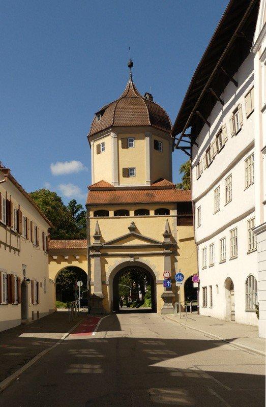 Sehenswürdigkeiten-in-Memmingen-das-Westertor-1