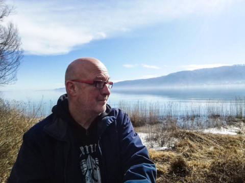 Bodman-Ludwigshafen am Bodensee: Yolanda, Wolken und ein bisschen Resteis