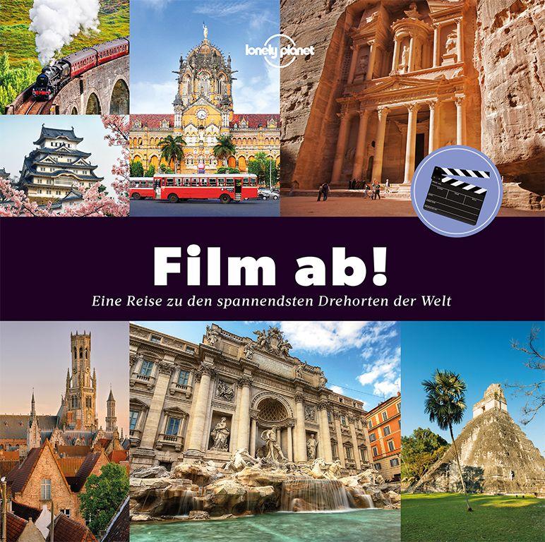 Lonely Planets Bildband - Film ab - das Bilderbuch für Cineasten