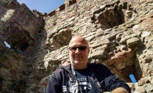 Im Kinzigtal: die Ruine Schenkenburg zwischen Schenkenzell und Schiltach