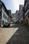 Wandertour Schiltach - Schenkenzell - die Schloßbergstraße