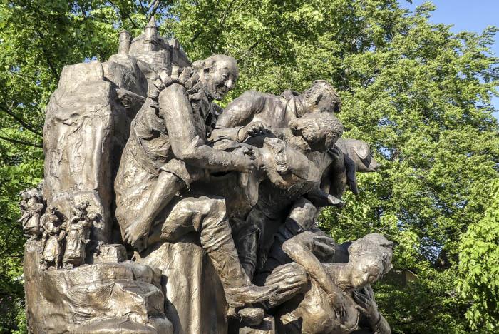 Ausflugsziele Heilbronner Land - Denkmal in Weinsberg - Burgruine Weibertreu
