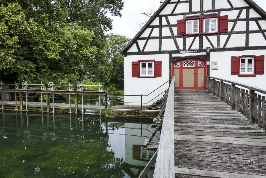 Das Eselsburger Tal - das Heimatmuseum Herbrechtingen