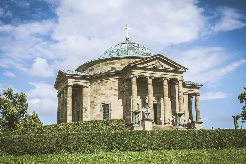Blogparade Heimatliebe - Ausflugsziel 1 - die Grabkapelle auf dem Württemberg