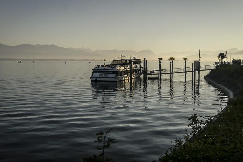 Blogparade Heimatliebe - der Bodensee bei Lindau