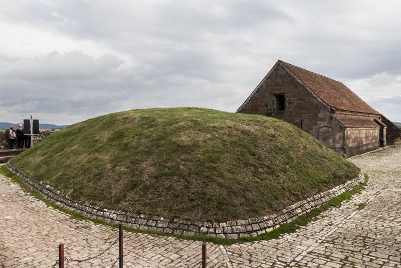 Die Zitadelle von Bitsch - eine eigene Welt auf dem Plateau