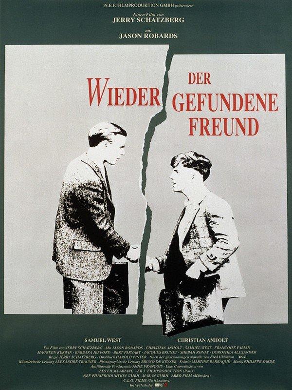 Stuttgart Karlshöhe - Filmplakat - Der wiedergefundene Freund