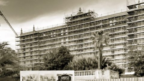 Bonjour Tristesse: das einstige Hotel Angst in Bordighera – eine Legende