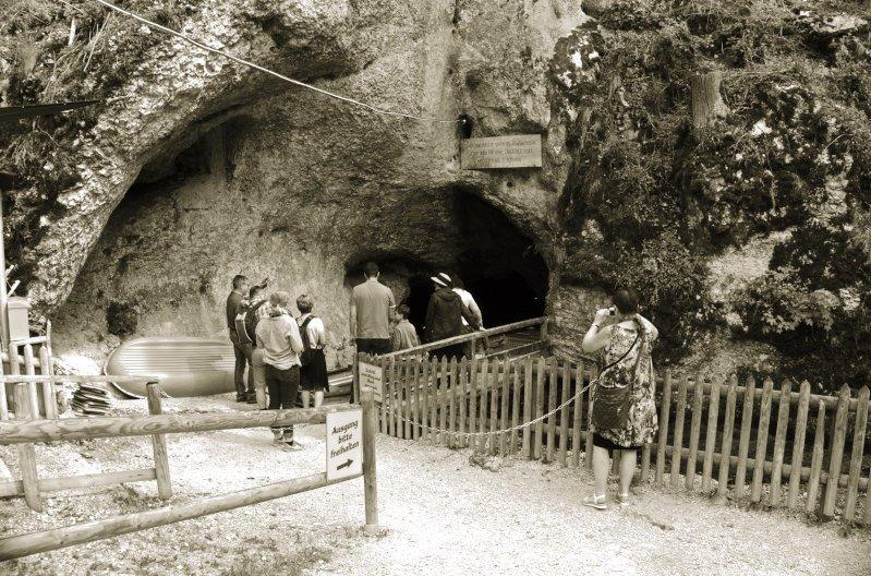 Wanderung rund um die Wimsener Höhle - erst kommt die Bootsfahrt