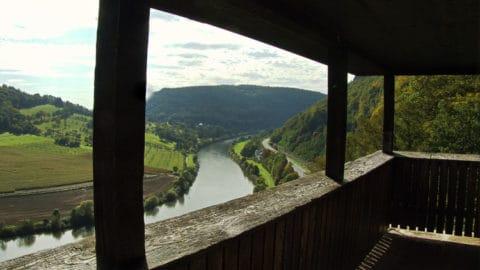 4 Burgen Tour Neckarsteinach: drei Gründe für eine Tour