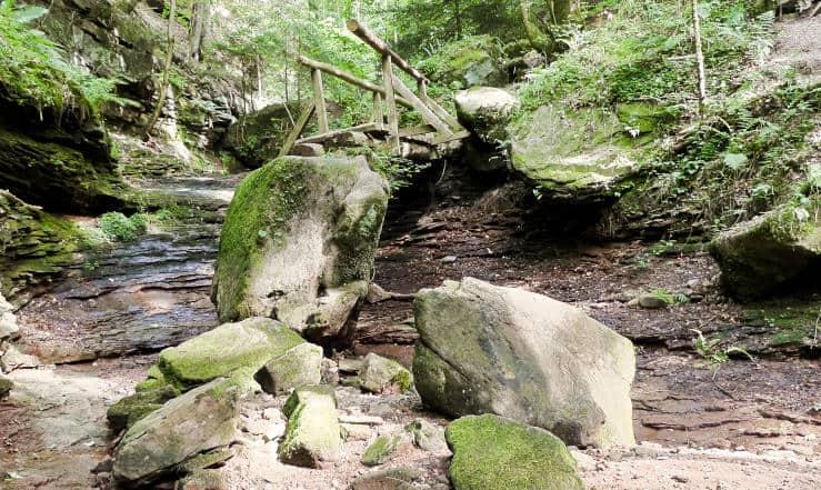 Waldbaden - in der Ruhe und Abgeschiedenheit liegt die Kraft