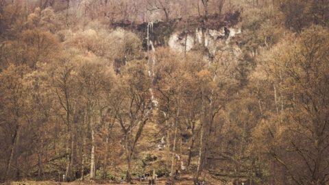 Von Wasserfall zu Wasserfall: wandern in Baden-Württemberg