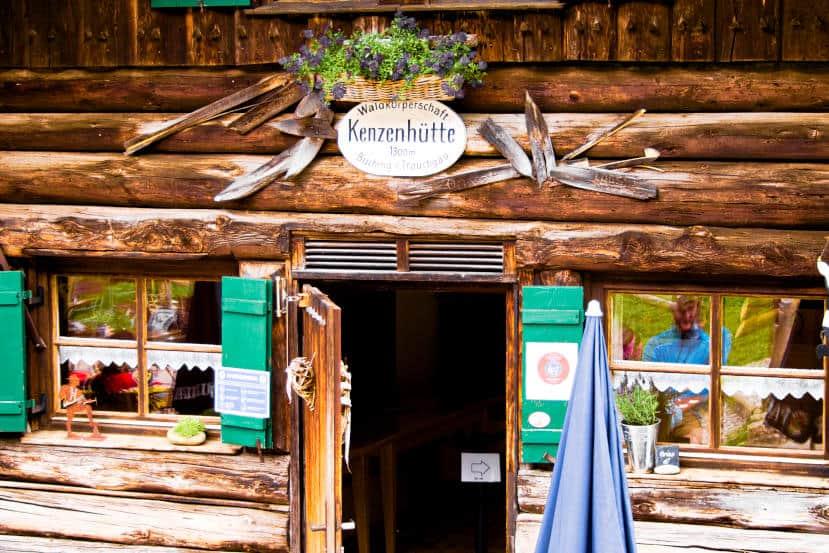 Bei Halblech wandern - Ammergauer Alpen - eine Runde chillen bevor es weiter geht